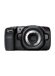 Blackmagic Design 4K Pocket Cinema Camera, Black