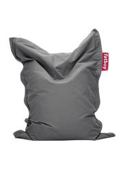 Fatboy Junior Indoor Stonewashed Bean Bag, Grey