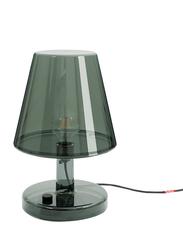 Fatboy Transparent Table Lamp, Dark Grey