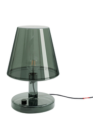 Fatboy Transparent Table Lamp, Dark Grey