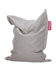 Fatboy Junior Indoor Stonewashed Bean Bag, Silver