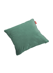 Fatboy Recycled Velvet Indoor Square Pillow, Sage Green