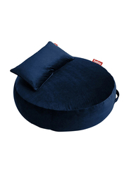 Fatboy Pupillow Velvet Indoor/Outdoor Bean Bags, Dark Blue