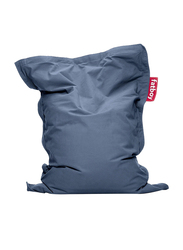 Fatboy Junior Indoor Stonewashed Bean Bag, Blue