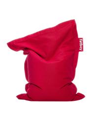 Fatboy Junior Indoor Stonewashed Bean Bag, Red
