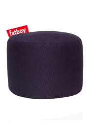 Fatboy Point Stonewashed Indoor Pouf, Blue
