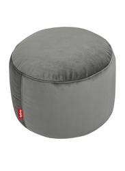 Fatboy Point Velvet Indoor Pouf, Taupe