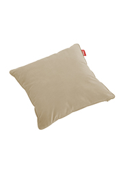 Fatboy Recycled Velvet Indoor Square Pillow, Camel Brown
