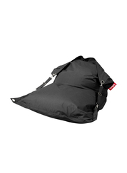 Fatboy Buggle Up Outdoor Bean Bag, Charcoal