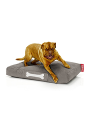 Fatboy Doggie Indoor Stonewashed Lounge Large Bed, Taupe