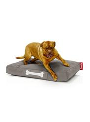 Fatboy Doggie Indoor Stonewashed Lounge Large Bed, Taupe