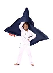 Fatboy Junior Indoor Bean Bag, Navy Blue