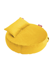 Fatboy Pupillow Velvet Indoor/Outdoor Bean Bags, Maize Yellow