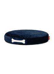Fatboy Doggie Lounge Velvet Bed, Dark Blue