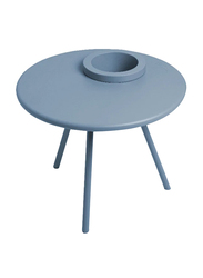 Fatboy Bakkes Side Table, Calcite Blue