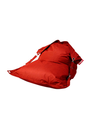 Fatboy Buggle Up Outdoor Bean Bag, Red