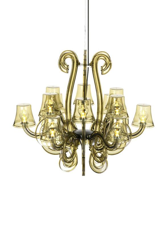 Fatboy Rockcoco Ceiling Lamp, Green