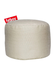 Fatboy Point Stonewashed Indoor Pouf, Sand