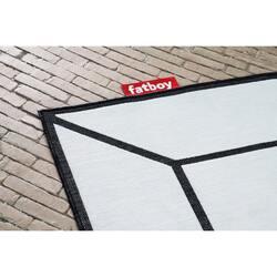Fatboy Carpretty Grand Frame Rug, Off White