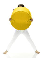 Fatboy Point Original Indoor Pouf, Yellow