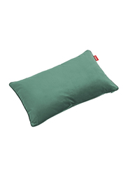 Fatboy Recycled Velvet Indoor King Pillow, Sage Green