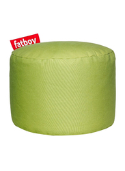 Fatboy Point Stonewashed Indoor Pouf, Green