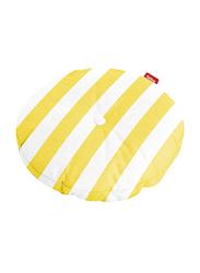 Fatboy Circle Stripe Indoor/Outdoor Pillow, Yellow