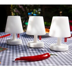 Fatboy Edison The Mini Table Lamp Set, 3 Pieces, White