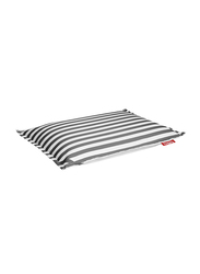 Fatboy Floatzac Floating Stripe Bean Bag, Anthracite Grey