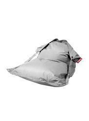 Fatboy Buggle-Up Outdoor Bean Bag, Silver