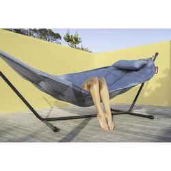 Fatboy Sunbrella Hammock with Pillow, Steel Blue
