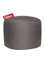 Fatboy Point Stonewashed Indoor Pouf, Taupe
