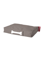 Fatboy Doggie Indoor Stonewashed Lounge Small Bed, Taupe