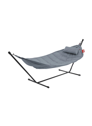 Fatboy Sunbrella Hammock with Pillow, Steel Blue
