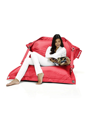 Fatboy Buggle Up Indoor Bean Bag, Red