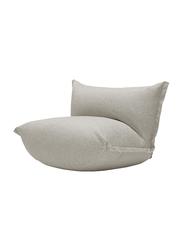 Fatboy Bonbaron Lounge Seat, Mist Light Grey