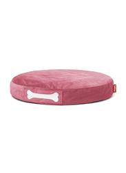Fatboy Doggie Lounge Velvet Bed, Deep Blush