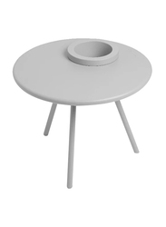 Fatboy Bakkes Side Table, Light Grey