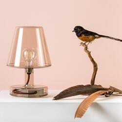 Fatboy Transparent Table Lamp, Brown