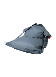 Fatboy Buggle Up Outdoor Bean Bag, Steel Blue
