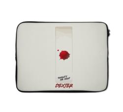Loud Universe TV Show Dexter Quote Tonight Dexter Laptop Case, Multicolor