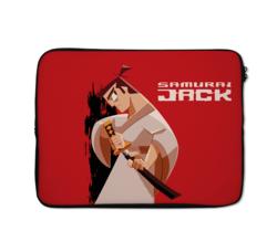 Loud Universe Sword of Jack Samurai Jack Samurai Laptop Case, Multicolor