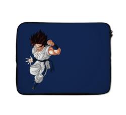 Loud Universe Dragon Ball Z Goku High Quality Neoprene Laptop Case, Multicolor