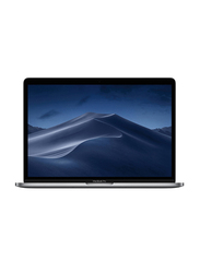 Apple Macbook Pro 13.3 inch Retina Display, Core i5 8th Gen Up to 1.4GHz, 256GB PCIe SSD, 8GB RAM, Intel Iris Plus 645 Graphic Card, macOS, En Keyboard with Touch Bar, 2019, MUHP2LL/A, Space Gray
