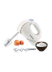 Olsenmark Hand Mixer, 150W, OMHM2348, White