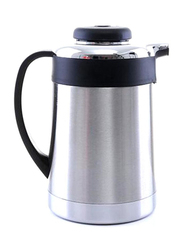 RoyalFord 1.0 Ltr Stainless Steel Vacuum Flask, RF6894, Silver