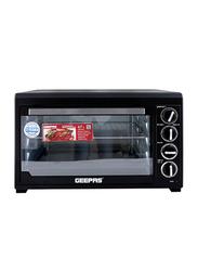 Geepas 47L Microwave Oven, 1500W, GO4451, Black