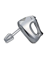 Geepas 7 Speed Hand Mixer, 150W, GHM43012, Silver