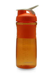 RoyalFord 800ml Plastic Water Bottle, RF7276, Orange
