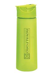 RoyalFord 500ml Plastic Water Bottle, RF7579, Green